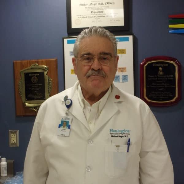 Meet Michael Nagle, MD, Healogics Panel Physician